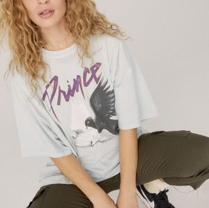 Daydreamer Prince And The Revolution Oversized Tee